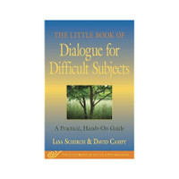 Dialogue for Difficult Subjects