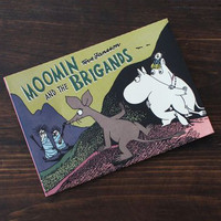 Moomin and the Brigands comic book