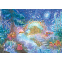 Christmas with the Gnomes in the Forest Mini Advent Calendar