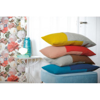 Disana organic wool rectangular pillow covers