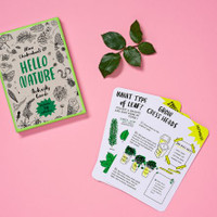 Hello Nature Activity Cards