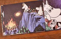 Moomin and the Comet comic book