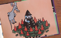 Moomin and the Martians comic book