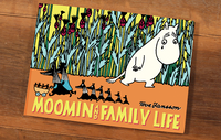 Moomin and Family Life comic book