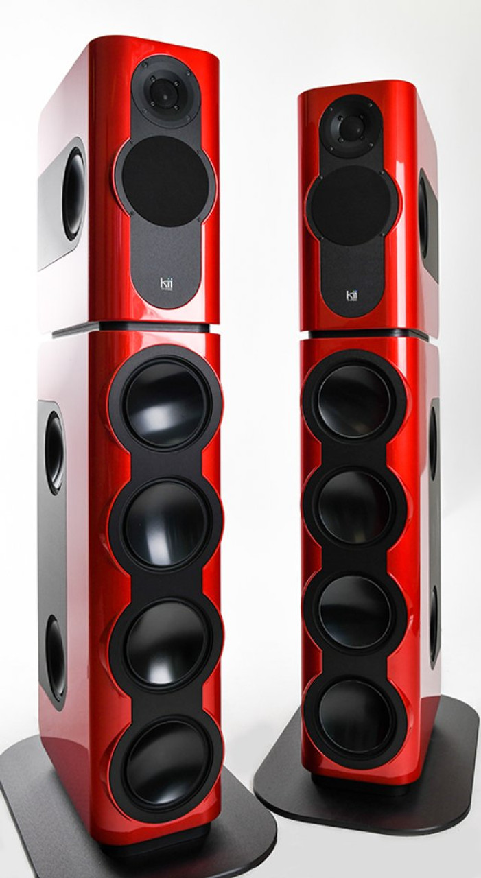 Kii Three BXT Loudspeaker (Low/Mid Frequency extension cabinet for Kii Three)