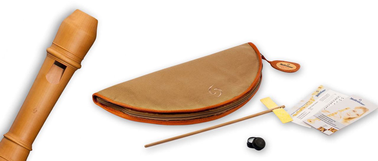 Denner Tenor (without key) 5406 Pearwood