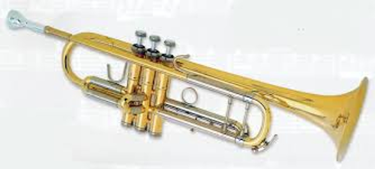 Trumpet Bb 3137/2 in Lacquer by B&S