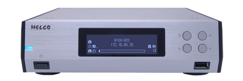 Melco N100 2 TB Half Size Digital Music Library