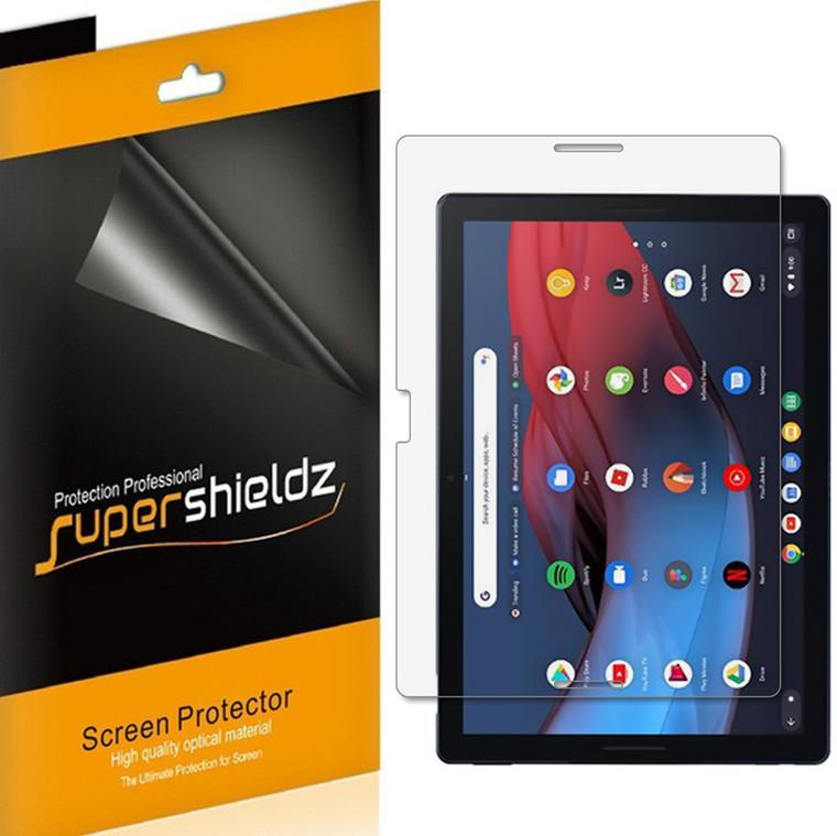 [3-Pack] Supershieldz for Google Pixel Slate Screen Protector, Anti-Glare & Anti-Fingerprint (Matte) Shield