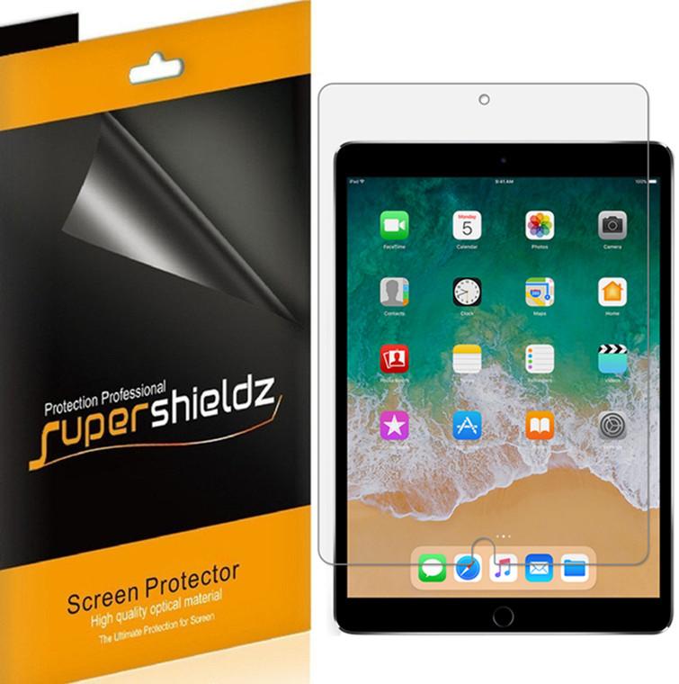 [3-Pack] Supershieldz for Apple iPad Air 10.5 inch (2019) Screen Protector, Anti-Glare & Anti-Fingerprint (Matte) Shield