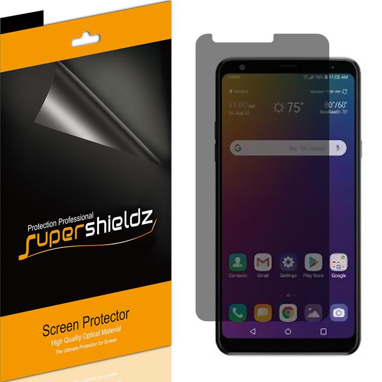 [2-Pack] Supershieldz for LG Stylo 5 / Stylo 5X / Stylo 5 Plus Privacy (Anti-Spy) Screen Protector Shield