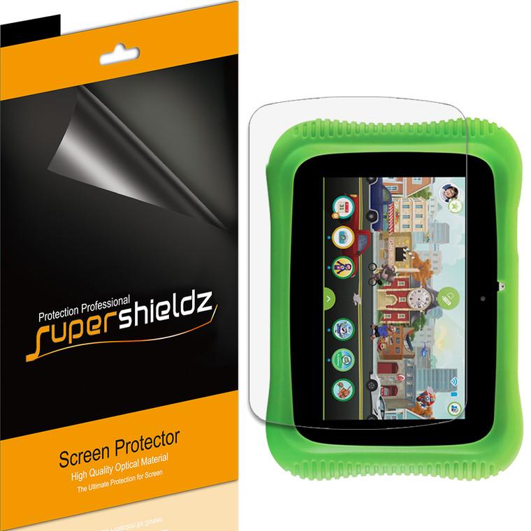 [3-Pack] Supershieldz for LeapFrog LeapPad Academy 7 inch High Definition Clear Screen Protector