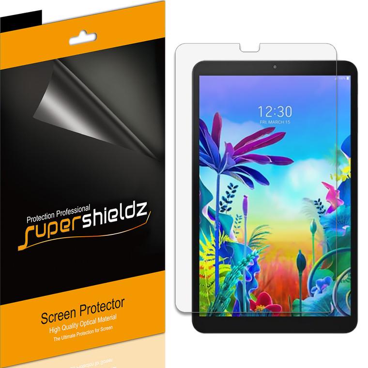 [3-Pack] Supershieldz for LG G Pad 5 10.1 FHD Screen Protector, Anti-Glare & Anti-Fingerprint (Matte) Shield