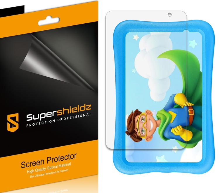[3-Pack] Supershieldz for Gateway 8 inch Tablet Screen Protector, Anti-Glare & Anti-Fingerprint (Matte) Shield