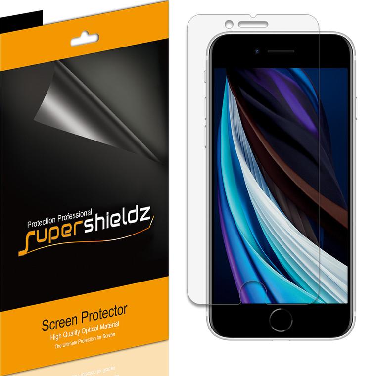 [6-Pack] Supershieldz for Anti-Glare & Anti-Fingerprint (Matte) Screen Protector for Apple iPhone 6 / 6S