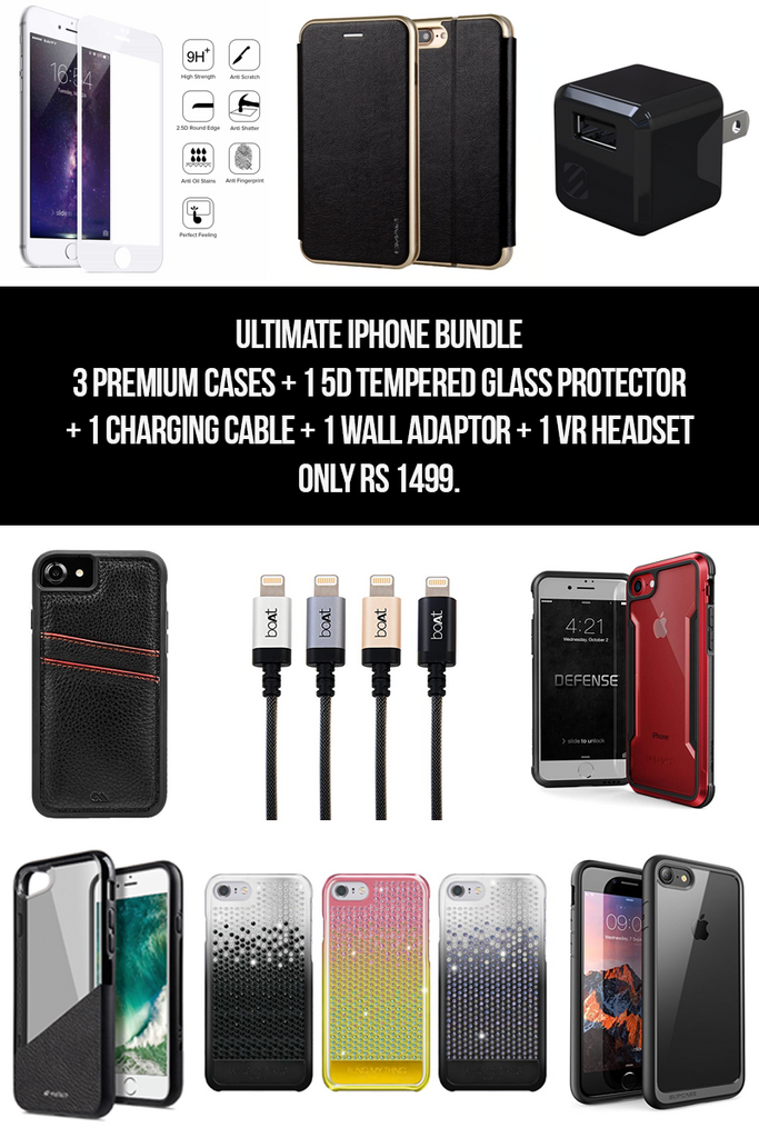 Bytes.pk Premium iPhone Ultimate Bundle