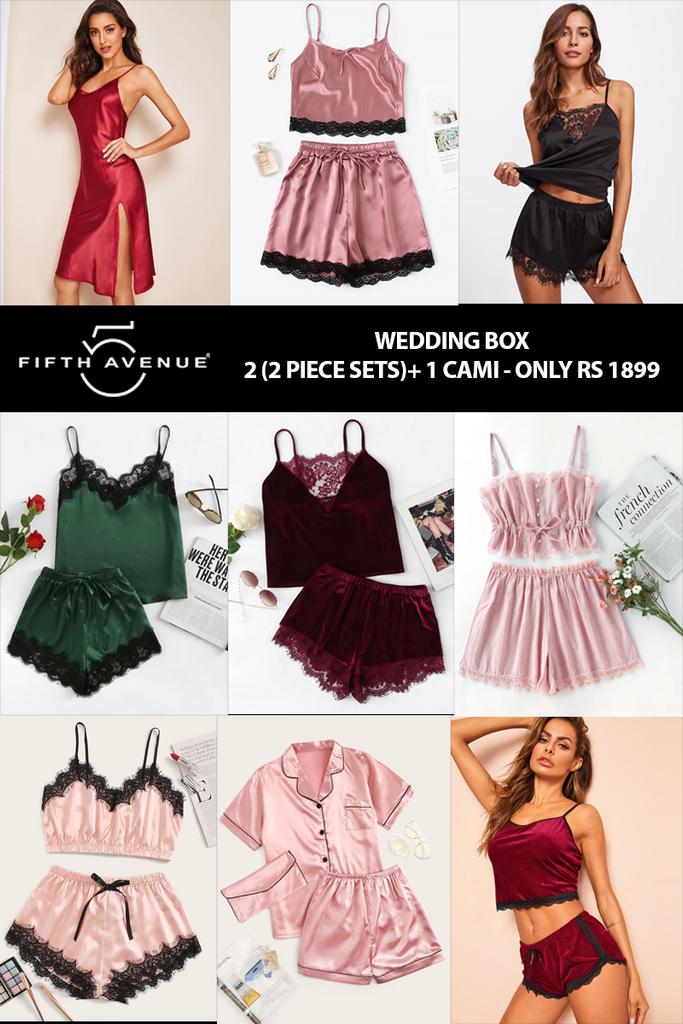 Fifth Avenue Women's Limited Edition Wedding Night Wear Box