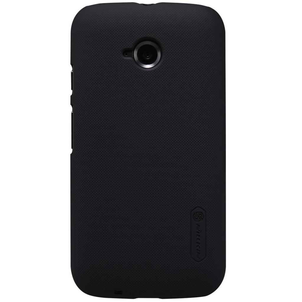 Nillkin Super Frosted Shield Case for Moto E2 - Black
