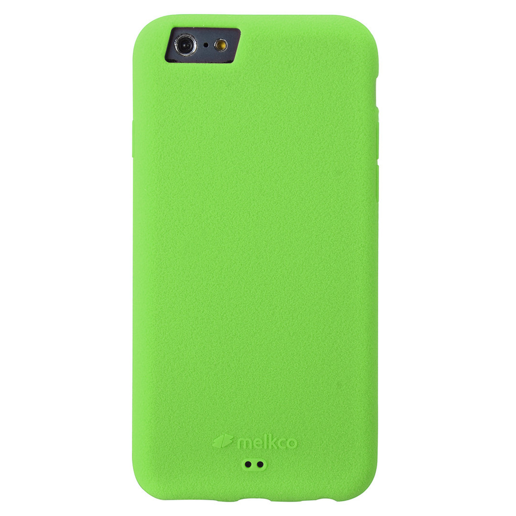 new product c3465 ddb3b Melkco Silikonovy Silicone Case for Apple iPhone 6 / 6s - Green