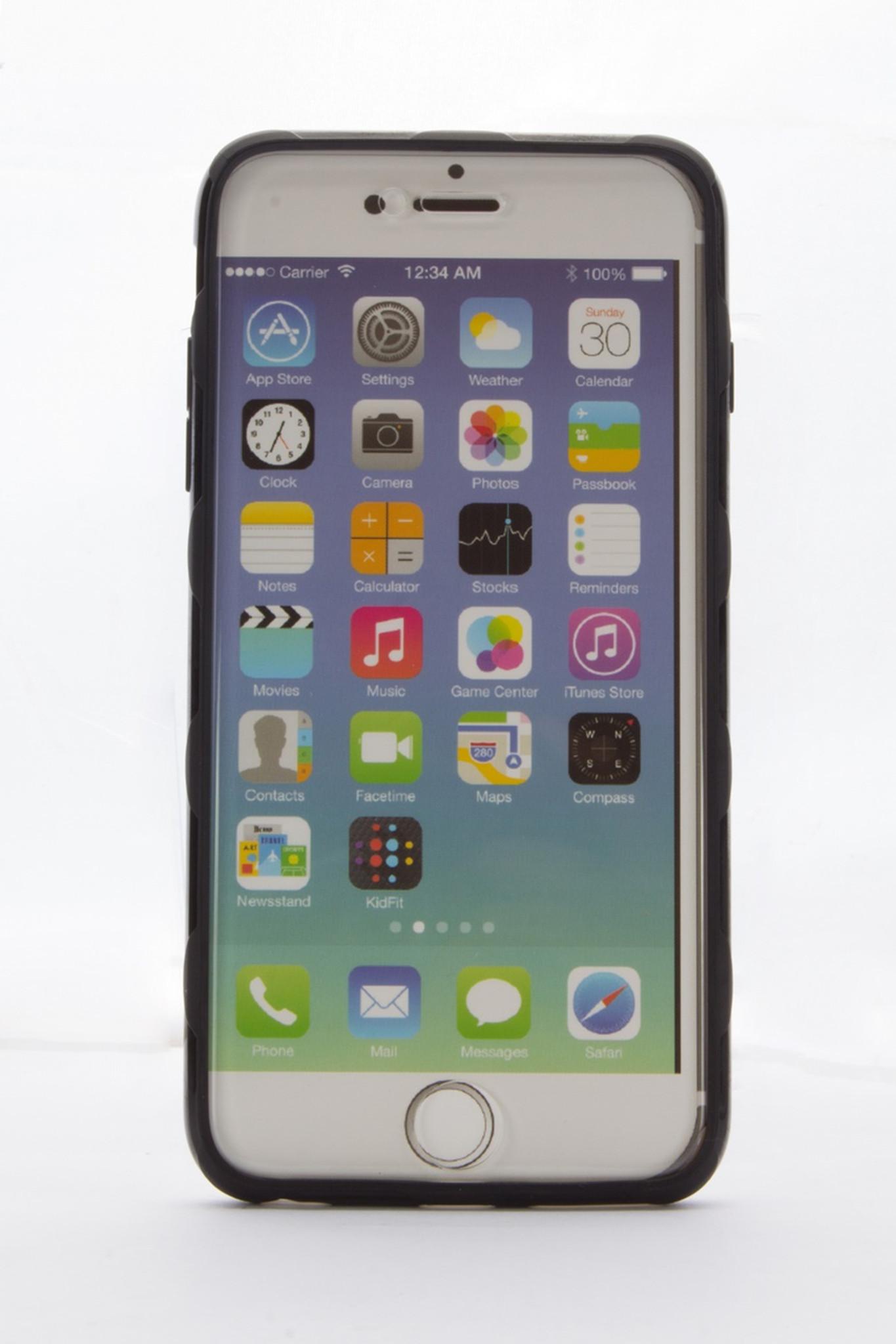 reputable site ec614 c9a67 X-Doria Defense 720 Case for iPhone 6 Plus / 6s Plus - Black