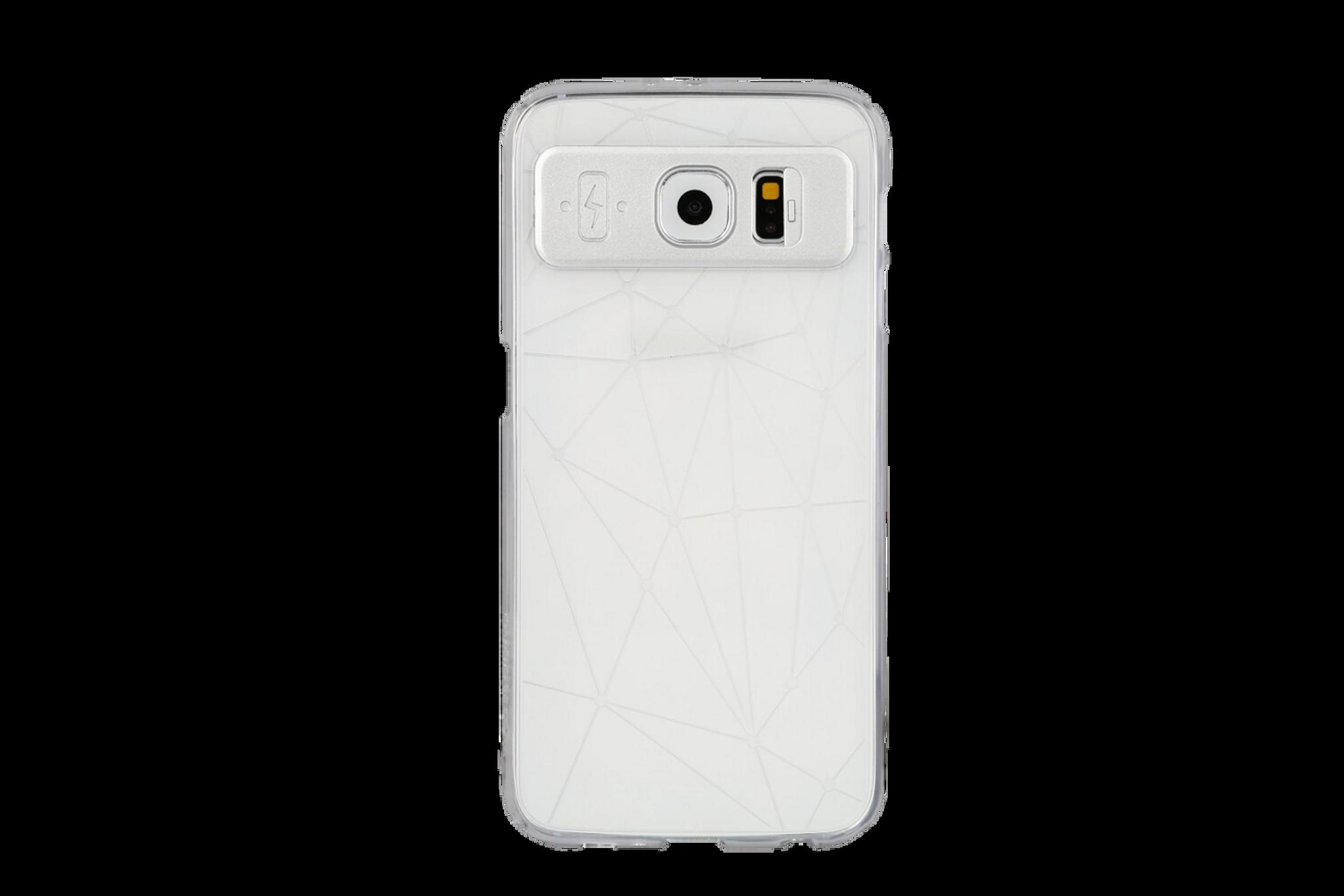 X-Doria Mag Shine Case for Samsung Galaxy S6 - Silver