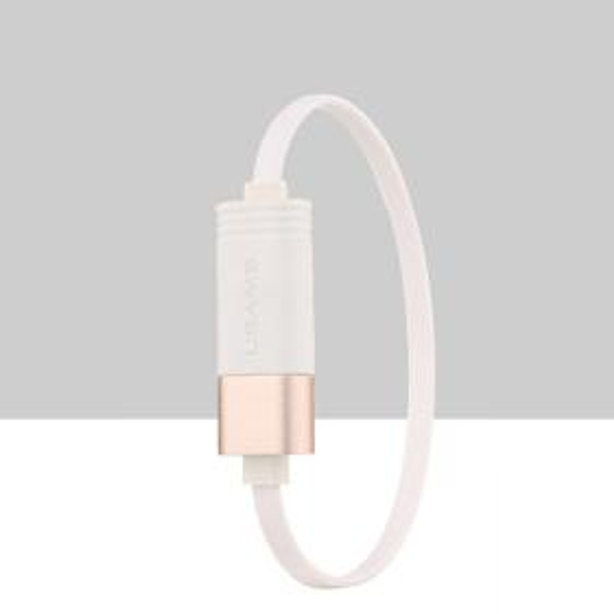 Usams U-Loop Bracelet USB Cable (L=1.2m) - White