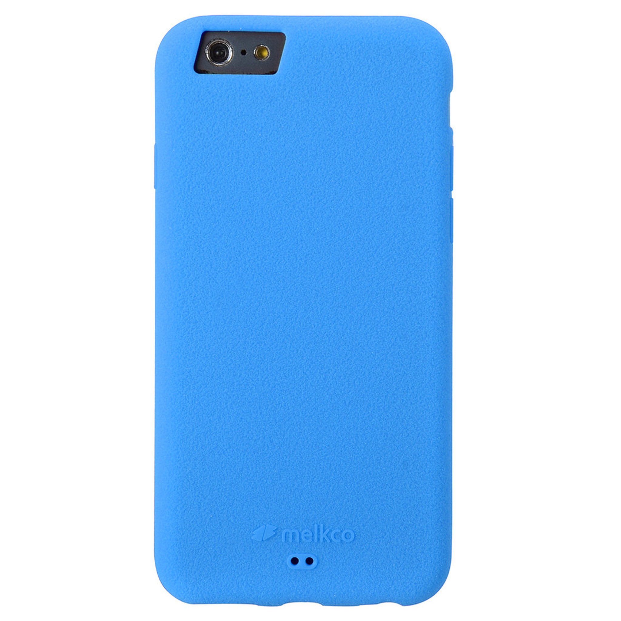 new concept c0ef8 888f2 Melkco Silikonovy Silicone Case for Apple iPhone 6 / 6s - Blue