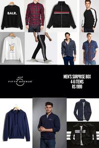 Fifth Avenue Men's Limited Edition Surprise Box Winter Edition