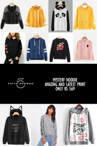 Fifth Avenue Women's Mystery Mania - Mystery Hoodie