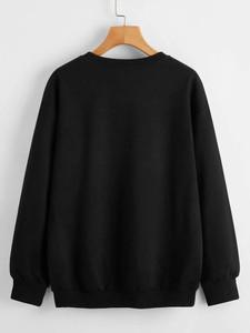 Fifth Avenue DIFT87 The Dream Is True Car Printed Sweatshirt - Black