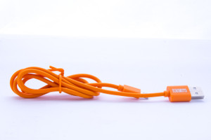 Elements Protection Micro USB Data Cable - Orange