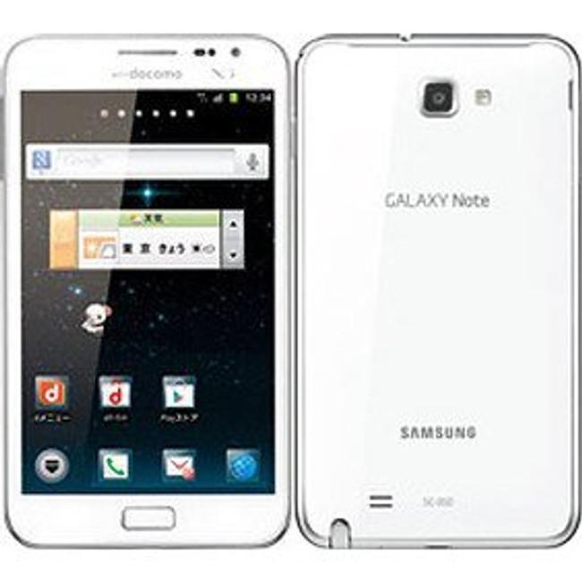 Samsung Galaxy Note Docomo Used