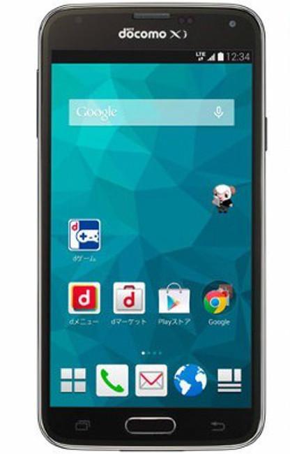Samsung Galaxy S5 Docomo Used