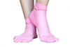 Bliss Kiss™ Nitrile Gloves perfect for Mega Hydration treatments. Treat your feet!