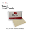 Single-Use Travel Towels
