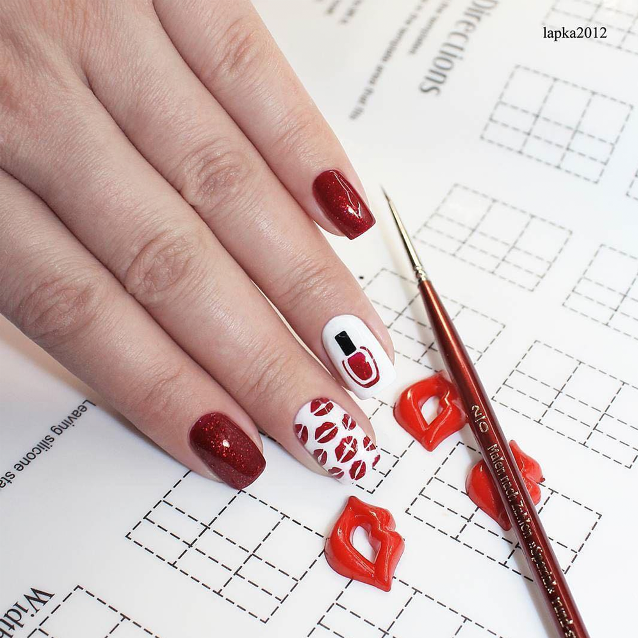 Simply Neat™ Manicure Mat