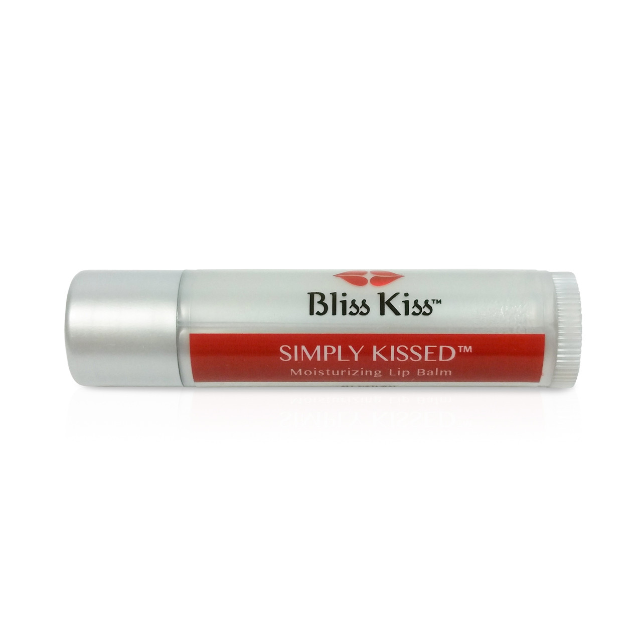 Treat your lips to silky smooth moisture. This quick-absorb lip balm keeps your lips silky soft all day long (and all night strong). Your lips will always be ready to be Simply Kissed™. No additives. No preservatives. No colorants. No kidding.