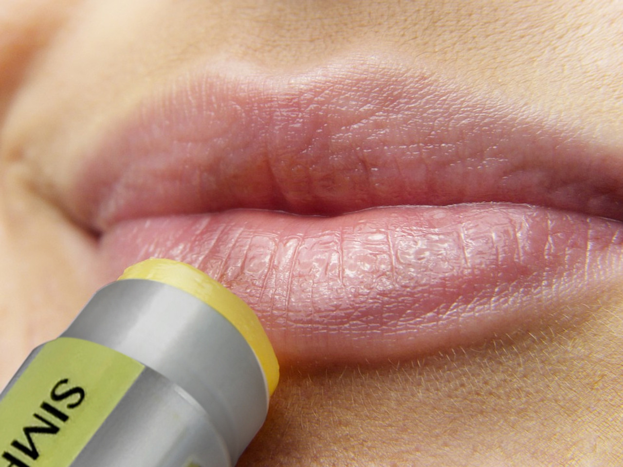 Butter Mint Flavor Simply Kissed™ Moisturizing Lip Balm