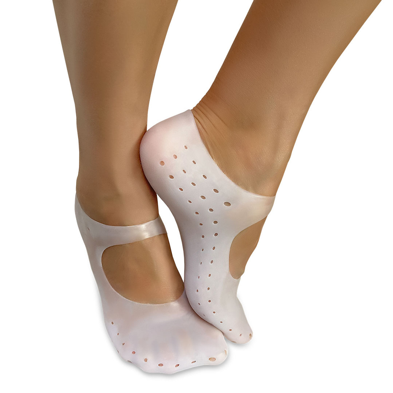 Silicone Socks for Softer, Smoother Feet
