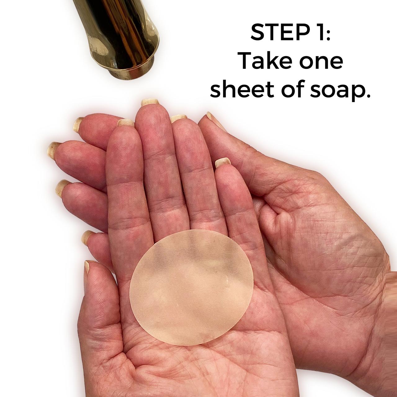 Travel Hand Soap