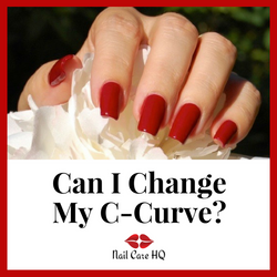 ASK ANA: Curved Nails – Can I Change My C-Curve? - Bliss Kiss