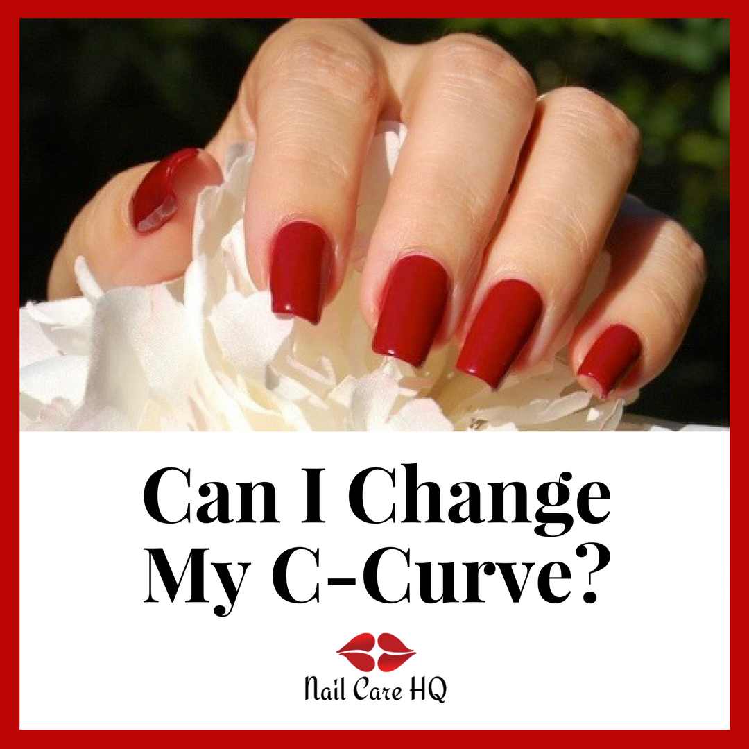 ASK ANA: Curved Nails – Can I Change My C-Curve?