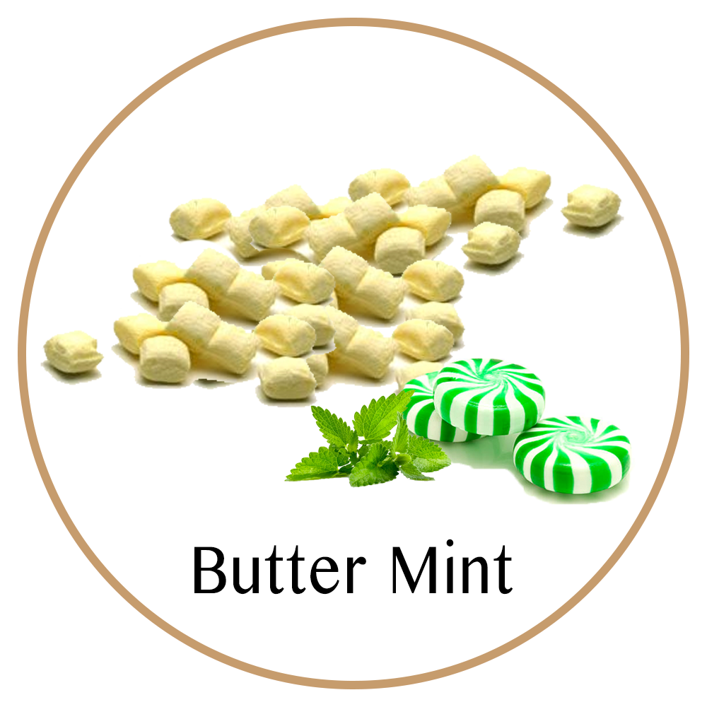 Simply Kissed Butter Mint Lip Balm
