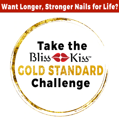 Take the Bliss Kiss Challenge