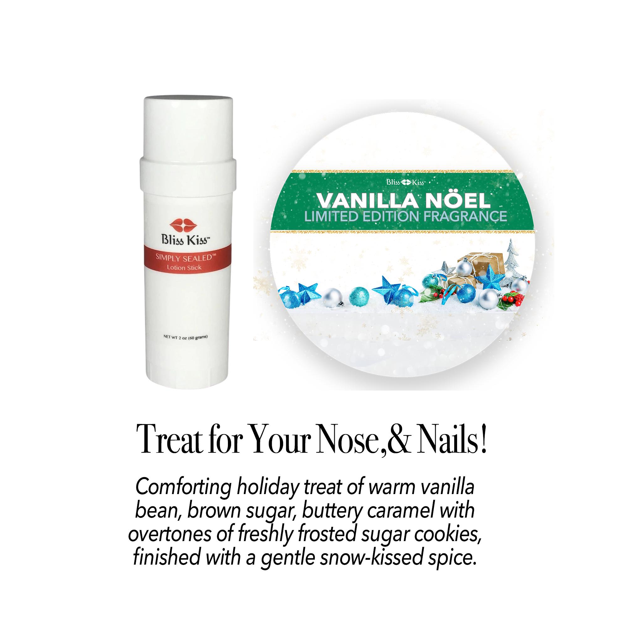 Vanilla Noel Simply Sealed Lotion Stick
