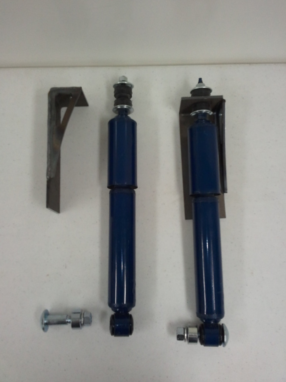 Universal Weld On Front Shock Relocation Kit