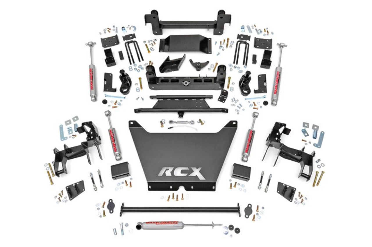 6in GM NTD Suspension Lift Kit (94-03 S10 Pickup (Extended Cab) 4WD)