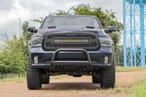 09-18 Dodge Ram 1500 Black Bull Bar