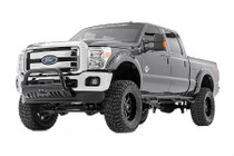 11-16 Ford F250/350/450/550 Super Duty Black Bull Bar