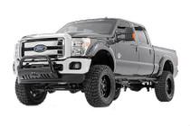 11-16 Ford F250/350/450/550 Super Duty Black Bull Bar
